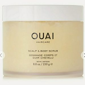 Ouai Scalp and Body Scrub Trial Size 1 oz